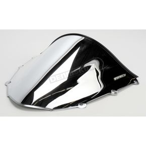 Sportech V-Flow Series Chrome Opaque Windscreen - 45471065