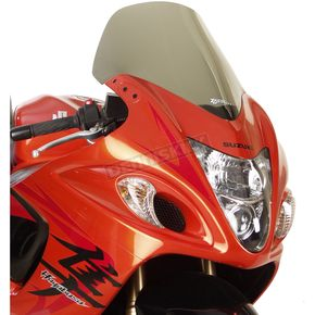 Zero Gravity Sport Touring Smoke Windscreen - 23-134-02