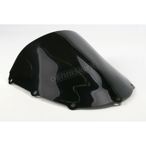 Moto Brackets Smoke Acrylic Windscreen - WSAS512