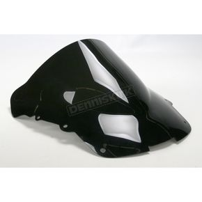 Moto Brackets Smoke Acrylic Windscreen - WSAS516