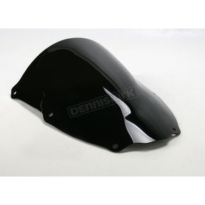 Moto Brackets Smoke Acrylic Windscreen - WSAS603