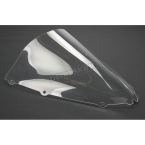 Moto Brackets Clear Acrylic Windscreen - WSAC614