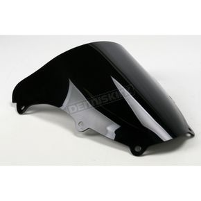 Moto Brackets Smoke Acrylic Windscreen - WSAS707
