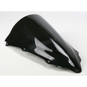 Moto Brackets Smoke Acrylic Windscreen - WSAS806