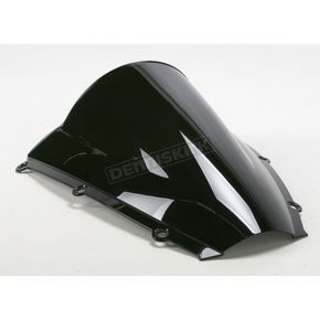 Moto Brackets Smoke Polycarbonate Windscreen - WSPS504