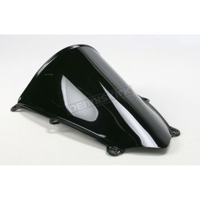 Moto Brackets Smoke Polycarbonate Windscreen - WSPS506