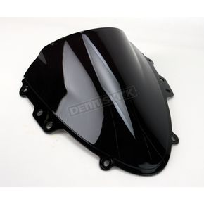 Moto Brackets Smoke Polycarbonate Windscreen - WSPS704