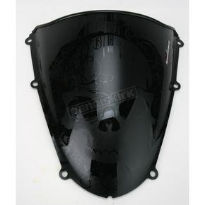 Sportech Black Skull Series Windscreen - 45501177