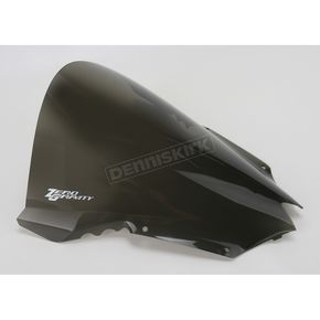 Zero Gravity Corsa Smoke Windshield - 24-580-02