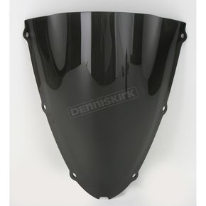 Moto Brackets Smoke Polycarbonate Windscreen - WSPS605
