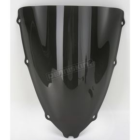 Moto Brackets Smoke Polycarbonate Windscreen - WSPS614