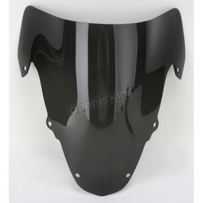 Moto Brackets Smoke Polycarbonate Windscreen - WSPS713