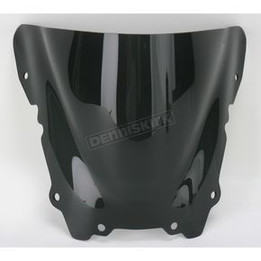 Moto Brackets Smoke Polycarbonate Windscreen - WSPS801