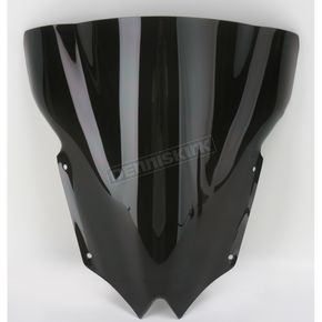 Moto Brackets Smoke Polycarbonate Windscreen - WSPS804