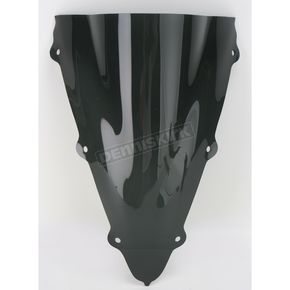 Moto Brackets Smoke Polycarbonate Windscreen - WSPS808