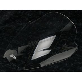 Zero Gravity Clear Double Bubble Windscreen - 16-911-41