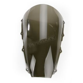 Zero Gravity Smoke Corsa Windscreen - 24-909-02
