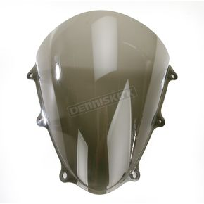 Zero Gravity Smoke Corsa Windscreen - 24-114-02