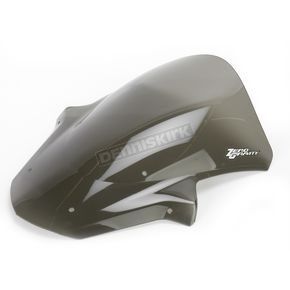 Zero Gravity Smoke Corsa Windscreen - 24-263-02
