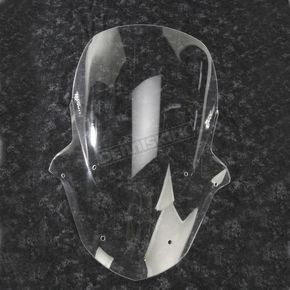 Zero Gravity Clear Sport Touring Windscreen - 23-263-01