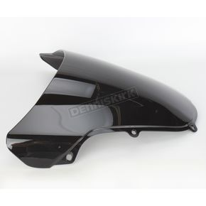Moto Brackets Smoke Polycarbonate Windscreen - WSPS703