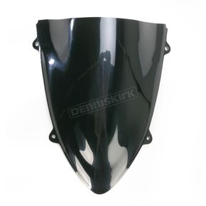 Moto Brackets Smoke Acrylic Windscreen - WSAS617