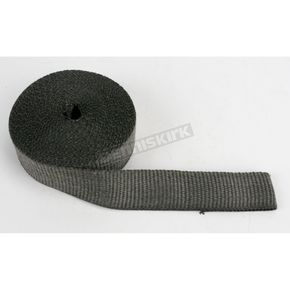Black 2 in. x 50 ft. Exhaust Pipe Wrap - CPP/9042-50