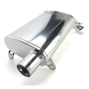 Bikeman Performance Ceramic Full Velocity Muffler - 02-228-SC