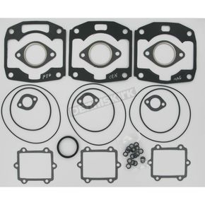 Winderosa 3 Cylinder Full Top Engine Gasket Set - 710193