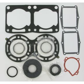 Winderosa 2 Cylinder Complete Engine Gasket Set - 711201
