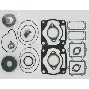 Winderosa 2 Cylinder Complete Engine Gasket Set - 711226