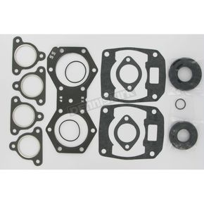 Winderosa 2 Cylinder Complete Engine Gasket Set - 711238