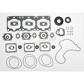 Winderosa 3 Cylinder Complete Engine Gasket Set - 711246