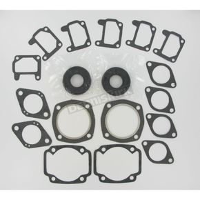 Winderosa 2 Cylinder Complete Engine Gasket Set - 711048