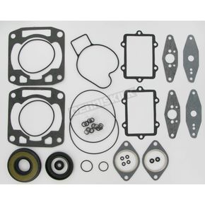 Winderosa 2 Cylinder Complete Engine Gasket Set - 711276
