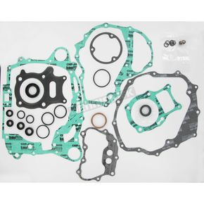 Moose Complete Gasket Set with Oil Seals - 0934-0415