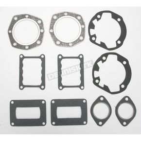 Winderosa 2 Cylinder Full Top Engine Gasket Set - 710089