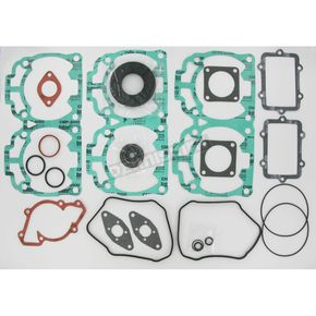 Winderosa 2 Cylinder Complete Engine Gasket Set - 711285
