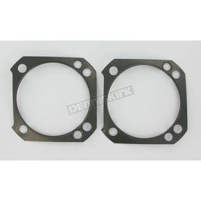 Single-Layer Steel (SLS) Base Gaskets w/4 in. bore, .020 in. - C9738