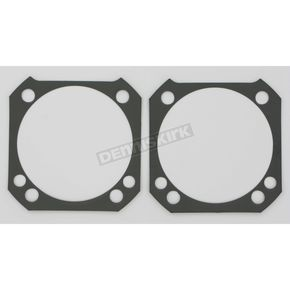Single-Layer Steel (SLS) Base Gaskets w/4.125 in. bore, .020 in. - C9739