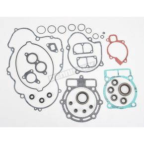 Moose Complete Gasket Set with Oil Seals - 0934-1436