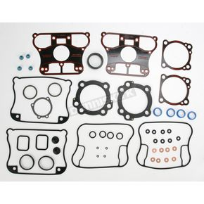 Genuine James Top End Gasket Set w/MLS Head Gaskets - 17032-91-MLS