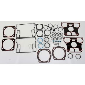 Genuine James Top End Gasket Set for 4 in. Bore Evolution 92-99 w/S&S/Landmark Billet Rocker Boxes - 17040-04-SS