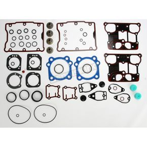 Genuine James Top End Gasket Set w/.046 in. Head Gasket - 17052-05-X