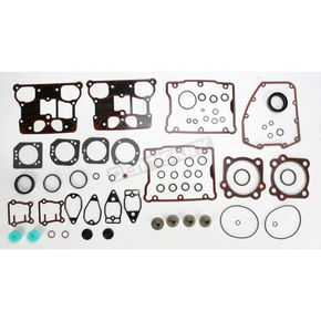 Genuine James Motor Gasket Set w/.046 in. Head Gasket - 17053-05