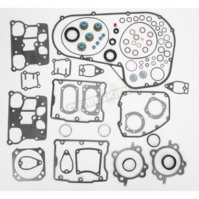 Cometic Extreme Sealing Technology (EST) Complete Gasket Set for Models w/4 1/8 in. Bore - C9222030