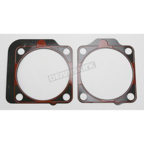 Metal Base Gaskets/Standard Bore w/Outside Oilers - 16776-63-X1