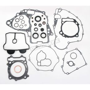 Moose Complete Gasket Set with Oil Seals - 0934-1898