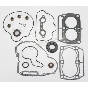 Moose Complete Gasket Set w/Oil Seals - 0934-2091