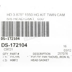 """.030/"""" Head Gaskets for 95/""""//103/"""" Twin Cam C9721 - 2-pk MLS Cometic"""